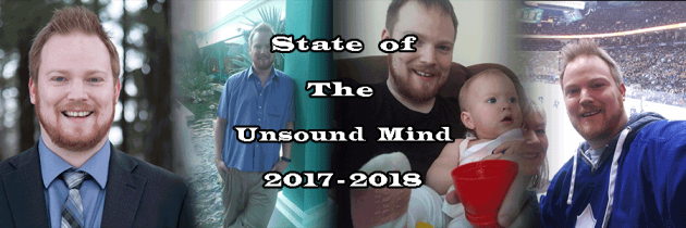 State of the Unsound Mind 2017-2018